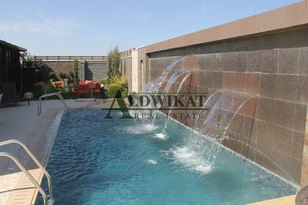 فیلا 8 غرف نوم للبيع في الظهير، عمان - فيلا مستقلة مفروشة للبيع في أجمل مناطق الظهير