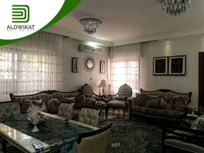 فلیٹ 3 غرف نوم للبيع في الرابية، عمان - شقة ارضية مميزة للبيع في الرابية بمساحة 150 م - ترسات 100 م