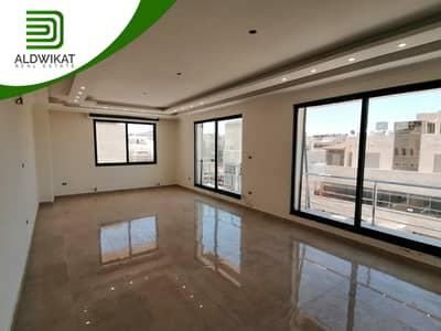 فلیٹ 3 غرف نوم للبيع في دابوق، عمان - شقة طابق ثاني للبيع في دابوق مساحة البناء 200 م