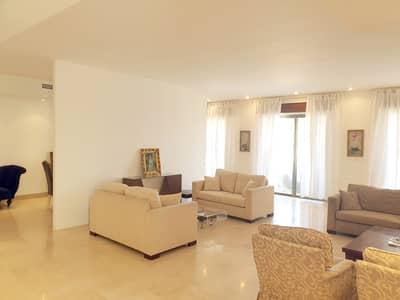 فلیٹ 3 غرف نوم للايجار في عبدون، عمان - عبدون شقه مفروشه دوبلكس مع مسبح للإيجار 400 متر