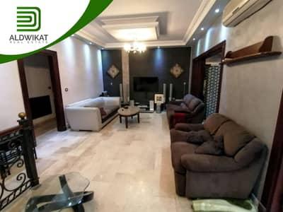 فلیٹ 5 غرف نوم للبيع في أم أذينة، عمان - شقة أرضية دوبلكس بمواصفات خاصة للبيع في أم اذينة