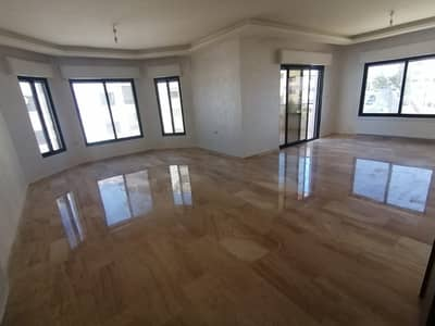 4 Bedroom Flat for Sale in Rabyeh, Amman - 243 sqm Third floor apartment for sale in Al Rabyeh , terrace 50 m