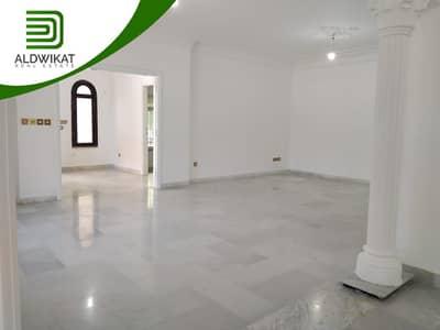 5 Bedroom Villa for Sale in Rabyeh, Amman - 580 sqm Independent Villa for sale in Al Rabyeh land area 800 sqm