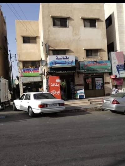 مجمع تجاري  للبيع في ماركا الشمالية، عمان - عمارة تجارية للبيع في ماركا الشمالية منطقة حيوية