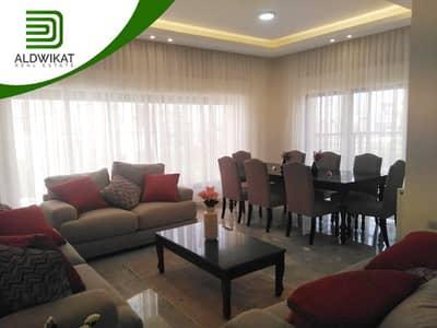 فلیٹ 3 غرف نوم للايجار في أم أذينة، عمان - شقة مفروشة طابق أول للايجار في أم اذينة