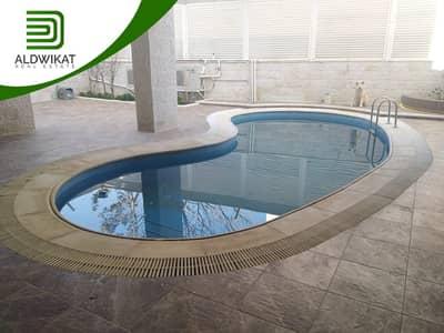 5 Bedroom Villa for Sale in Al Thahir, Amman - فيلا مستقلة جميلة للبيع في الظهير مساحة البناء 1450 م مساحة الارض 925 م