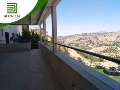 فیلا 5 غرف نوم للبيع في الكرسي، عمان - فيلا 650م2 متلاصقة للبيع في الكرسي