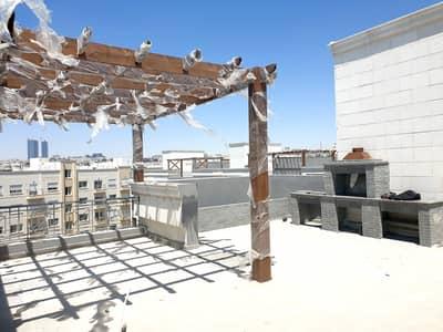 فلیٹ 3 غرف نوم للبيع في دير غبار، عمان - شقة فاخرة وجديدة مع روف للبيع في دير غبار