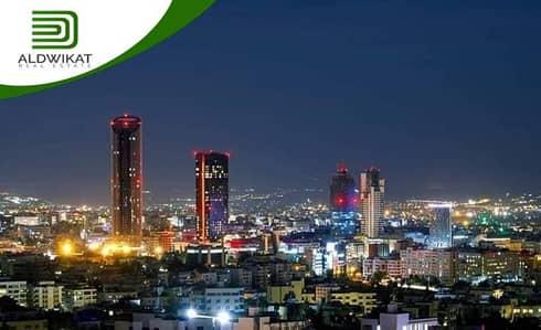Residential Land for Sale in Al Kursi, Amman - Distinctive land for sale in Al Kursi with an area of 1085 sqm