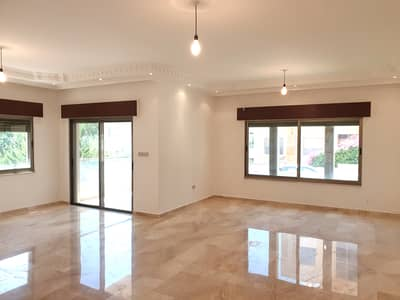 4 Bedroom Flat for Rent in Abdun, Amman - Empty apartment for Yearly rent in Abdun area of 230 SQM
