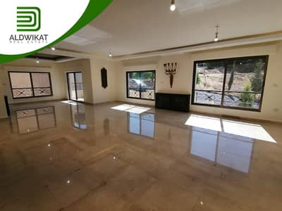 3 Bedroom Flat for Sale in Dabouq, Amman - Duplex apartment with first floor for sale in Dabouq