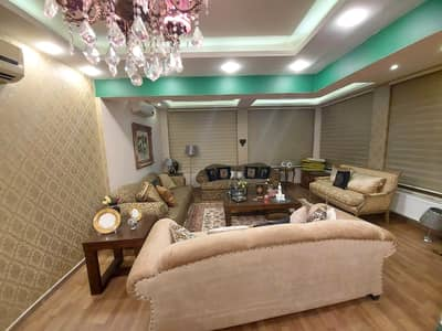 3 Bedroom Flat for Rent in Abdun, Amman - Luxury Roof In Abdoun with Big Terrace for Rent