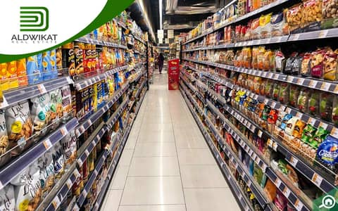 Shop for Sale in Dair Ghbar, Amman - A supermarket with a vital location for sale in Dair Ghbar