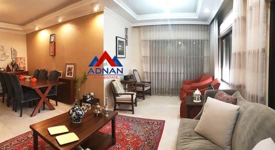 فلیٹ 3 غرف نوم للايجار في الرابية، عمان - شقة مفروشة حديثة للإيجار السنوي في الرابية