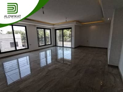 3 Bedroom Flat for Sale in Abdun, Amman - First floor apartment with Super Deluxe finishes for sale in Abdun