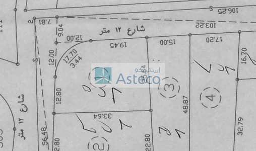 Residential Land for Sale in Mqabalain, Amman - Photo