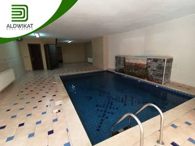 4 Bedroom Flat for Sale in Um Uthaynah, Amman - Flat floor duplex for sale in Um Uthaynah building area 383 SQM