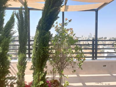 4 Bedroom Flat for Sale in Abdun, Amman - Duplex apartment for sale in Abdun, with area of 335 SQM