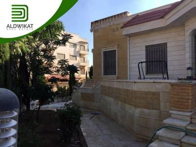 4 Bedroom Villa for Rent in Shafa Badran, Amman - Distinctive villa for rent in Shafa Badran