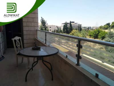 3 Bedroom Flat for Rent in Marj Al Hamam, Amman - First floor apartment furnished for rent in Marj Al Hamam 220 SQM