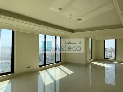 3 Bedroom Flat for Rent in 5th Circle, Amman - High End Balcony Apartment with Communal Facilities 2370