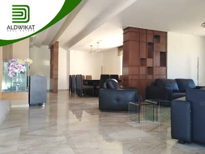 4 Bedroom Flat for Rent in Dabouq, Amman - A Duplex Roof for rent in Dabouq