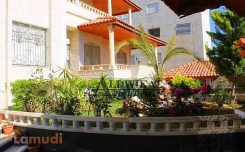 فیلا 7 غرفة نوم للايجار في خلدا، عمان - Image 0