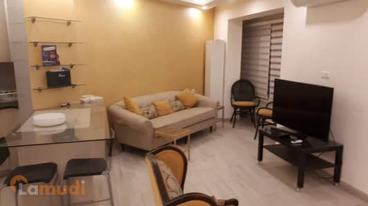 1 Bedroom Flat for Rent in 5th Circle, Amman - Photo
