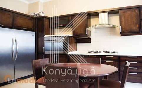 4 Bedroom Flat for Rent in Jabal Amman, Amman - Photo