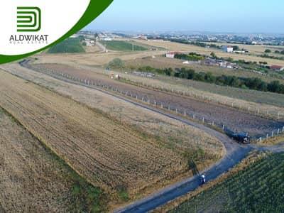 ارض تجارية  للبيع في شارع المطار، عمان - أراضي استثمارية للبيع بالتقسيط في طريق المطار الكتيفة