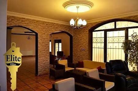 فیلا 5 غرف نوم للبيع في شفا بدران، عمان - فيلا مستقله للبيع في الاردن - عمان - شفا بدران | ترميز العقار:941