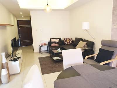 فلیٹ 2 غرفة نوم للايجار في عبدون، عمان - شقة مفروشة للأيجار في عبدون