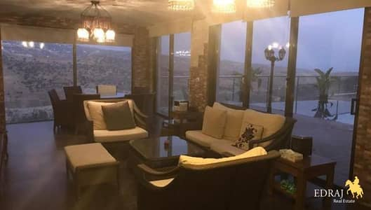 4 Bedroom Farm for Sale in Al Salt - 380 sqm super deluxe villa buit on 17000 sqm land for sell