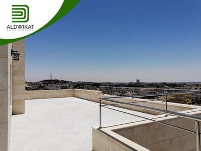 فلیٹ 4 غرف نوم للبيع في دابوق، عمان - روف طابقي للبيع في اعلى مناطق دابوق