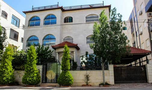 11 Bedroom Villa for Sale in Abu Nsair, Amman - Photo