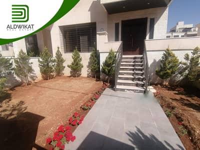فلیٹ 3 غرف نوم للبيع في عبدون، عمان - شقة ارضية مميزة للبيع في عبدون مساحة البناء190 م2