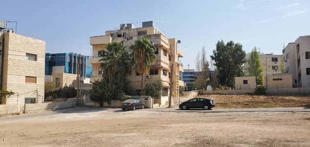 Residential Land for Sale in Al Madinah Al Riyadiah, Amman - Distinctive land located in the center of Amman for sale