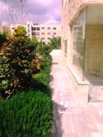 3 Bedroom Commercial Building for Rent in Khalda, Amman - شقه ارضي للايجار في منطقة خلدا بسعر (8000دينار) سنوي .