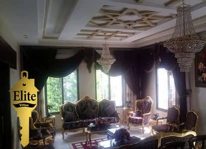 8 Bedroom Villa for Sale in Al Jubaiha, Amman - Photo
