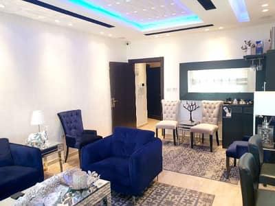 فلیٹ 2 غرفة نوم للايجار في أم السماق، عمان - شقة مفروشة مميزة للايجار في أم السماق | 105 م2