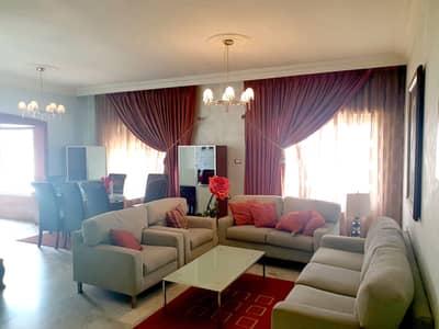 فلیٹ 3 غرف نوم للبيع في الرابية، عمان - شقة ذات إطلالة للبيع في الرابية | 170 م2