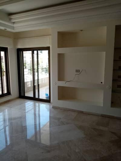 فلیٹ 4 غرف نوم للايجار في الدوار الخامس، عمان - semi furnished apartment For Rent in 5th Circle | 320 SQM
