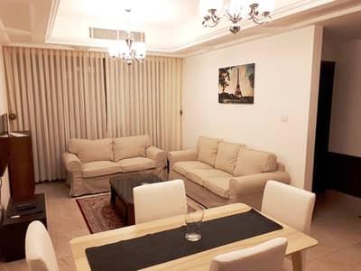 فلیٹ 2 غرفة نوم للبيع في الشميساني، عمان - شقة جديدة مفروشة للبيع في الشميساني   90م2