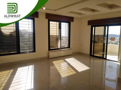 3 Bedroom Flat for Rent in Al Kursi, Amman - Second-floor apartment for rent in Al Kursi