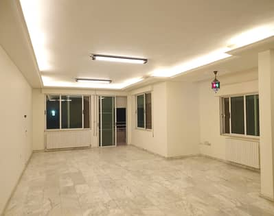 3 Bedroom Flat for Rent in Shmeisani, Amman - Empty apartment for rent in Shmeisani | 230 SQM