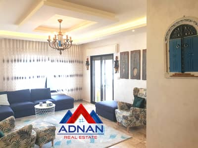 3 Bedroom Flat for Rent in 7th Circle, Amman - Furnished apartment for rent in Abdullah Ghosheh Street | 150 SQM