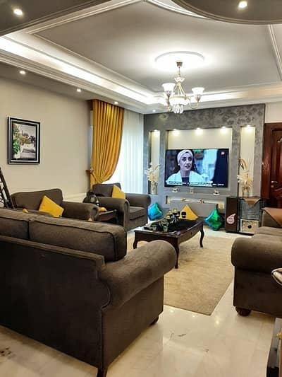 3 Bedroom Apartment for Sale in Al Jubaiha, Amman - Duplex floor apartment for sale in Al Jubaiha