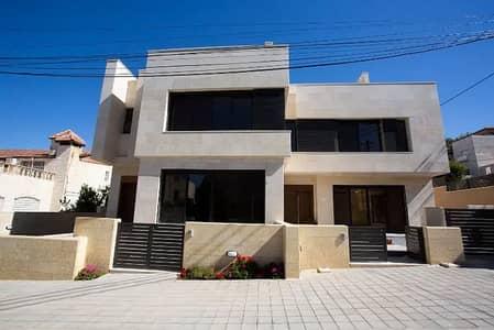 5 Bedroom Villa for Sale in Dabouq, Amman - فلل متلاصقة في دابوق للبيع