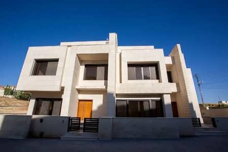 5 Bedroom Villa for Sale in Dabouq, Amman - فلل متلاصقة ذات موقع مميز للبيع في دابوق - IDUIDP161E