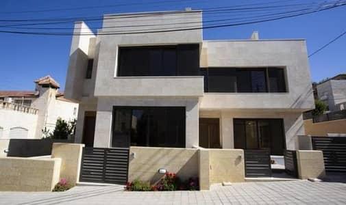 فیلا 5 غرف نوم للبيع في دابوق، عمان - فيلا مميزة للبيع في أرقى مناطق دابوق، منطقة هادئة وقريبة من الخدمات